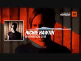 Richie Hawtin - BPM Portugal 2018 #Periscope #Techno #music