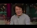 Джеки Чан на шоу Дэвида Леттермана. О фильме Час пик 3 2007 г.