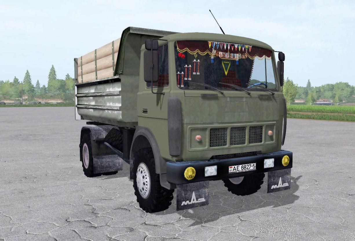 МАЗ 5551 V1.1