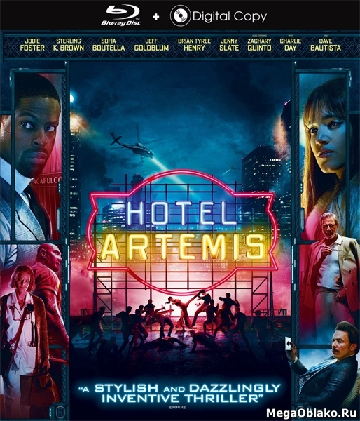 Отель «Артемида» / Hotel Artemis (2018/BDRip/HDRip)