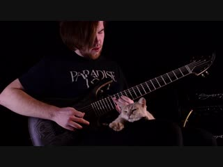 Return Of The Soul - On Other Planets (Guitar Playthrough and Funny Cat)