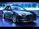 NEW 2019 Mazda 3 Sedan SKYACTIV X Super Sport Exterior and Interior FULL HD 1080p 60 fps