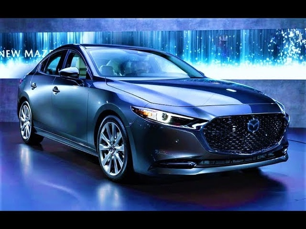 NEW - 2019 Mazda 3 Sedan - SKYACTIV X Super Sport - Exterior and Interior FULL HD 1080p 60 fps
