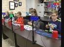 Сколько времени требуется мончегорцам, чтобы собрать кубик Рубика В лаборатории «Фаб ЛАБ» состоялся открытый городской турнир п