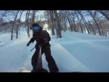 Wood surfing-Mikhail Potemkin