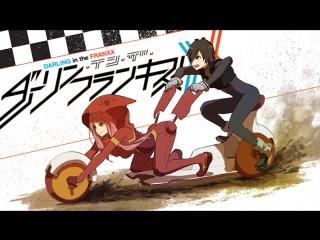 Neon Genesis Evangelion VS Darling in the FranXX: Смертельное противостояние