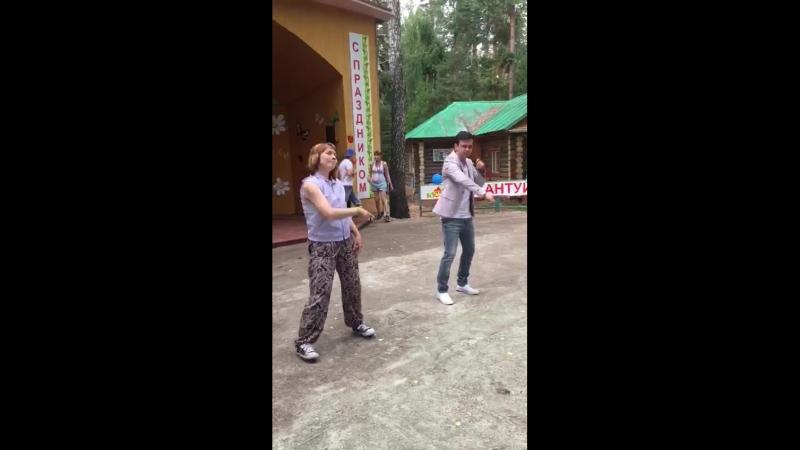 7.07.18 Ильшат Хамадиев и ЛиДаМи - подпевай и пританцовывай )