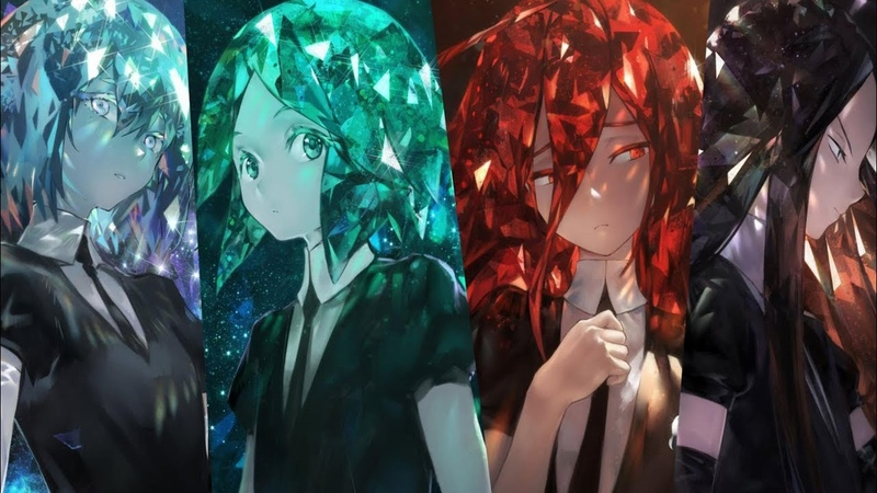 【寶石之國完結紀念AMV】Take me hand ~宝石の国 Houseki no Kuni