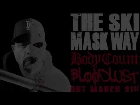 Body Count - Ski Mask Way(Drum Cover)