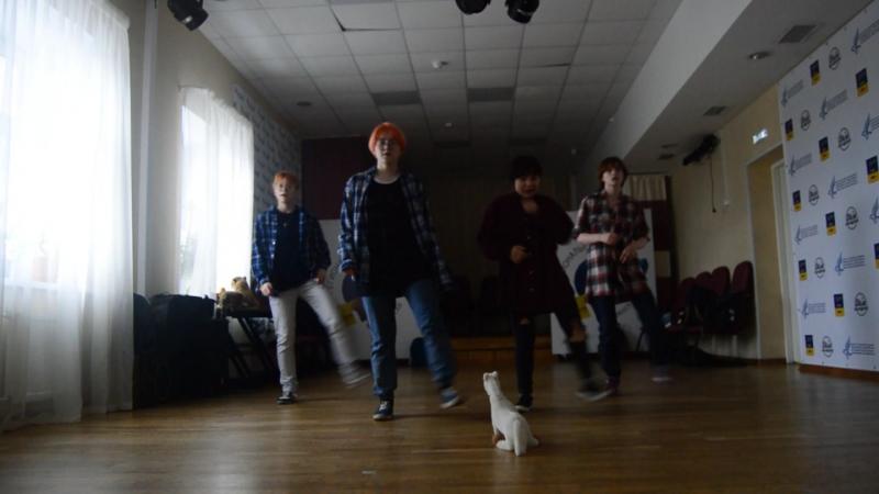 Splinter - B1A4 - Solo Day (Dance Practice)