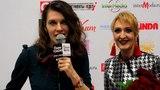 #showwomens - Estet Fashion Week, певица Юлия Альбах, Ирина Михеева