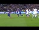 Решающий гол Сержи РобертоБарселона ПСЖ 6-1