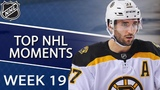 NHL Top Moments from Week 19 NBC Sports