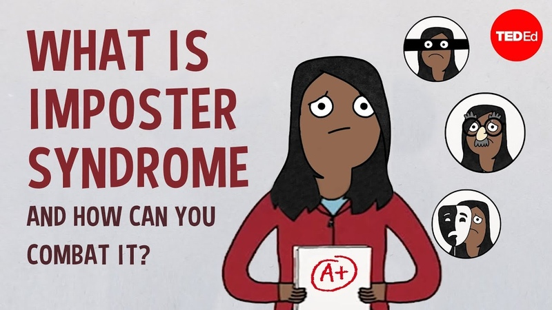 What is imposter syndrome and how can you combat it - Elizabeth Cox
