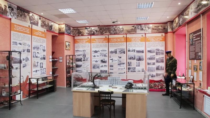 Музей Боевой славы Парад 7 ноября 1941 г в Куйбышеве
