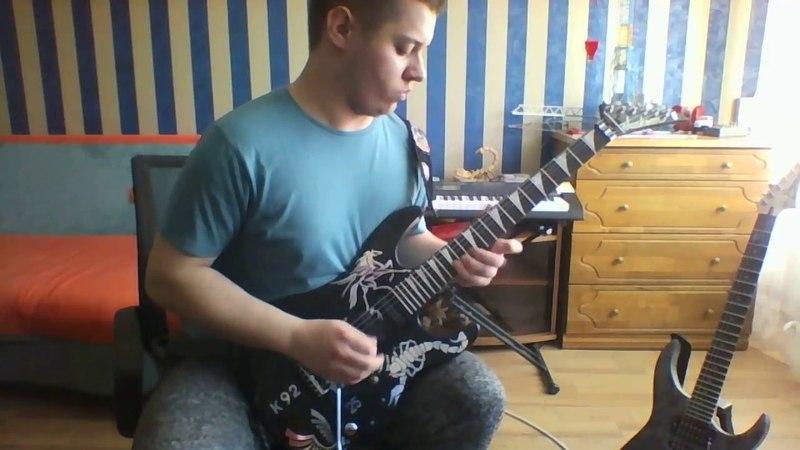 14_Black Star - Aleksandr Kukharev (Yngwie Malmsteen-Black Star)