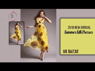 Women Summer Dress 2018