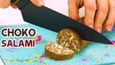Chocolate Salami recipe - Simple, Delicious and Fun!