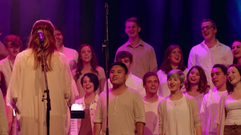 We're From Barcelona - Coastal Sound Youth Choir: Indiekör 2016 (I'm From Barcelona cover)