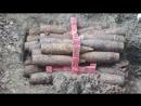 Под Горячим Ключом сотрудники Росгвардии взорвали боеприпасы времён Великой Отечественной войны