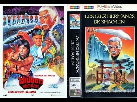 Los 10 hermanos de shaolin - wang tao, shung ting (1977)