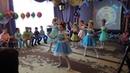 Танец девочек. Выпускной в д/с Ласточка 31 мая 2017 года