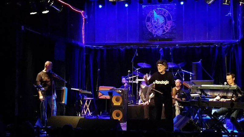 PFM ( Premiata Forneria Marconi) live at Reggies Chicago, Tue May 8 2018 part 3