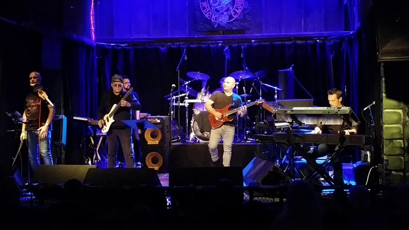 PFM ( Premiata Forneria Marconi) live at Reggies Chicago, Tue May 8 2018 part 4
