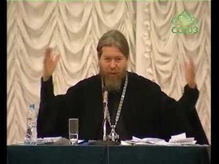 Владыка Тихон об отце Дмитрие Смирнове