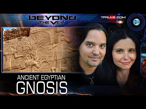 Ayahuasca Activation and Ancient Egyptian Gnosis with Frank Castle - Beyond The Veil