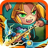 Ancient Heroes Defense [Мод: много денег]