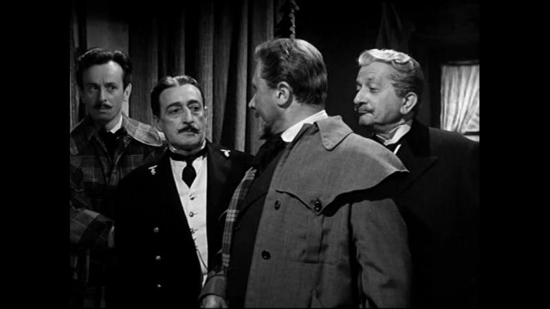 Пункт назначения - Дождинело (Италия, 1955) комедия, Тото
