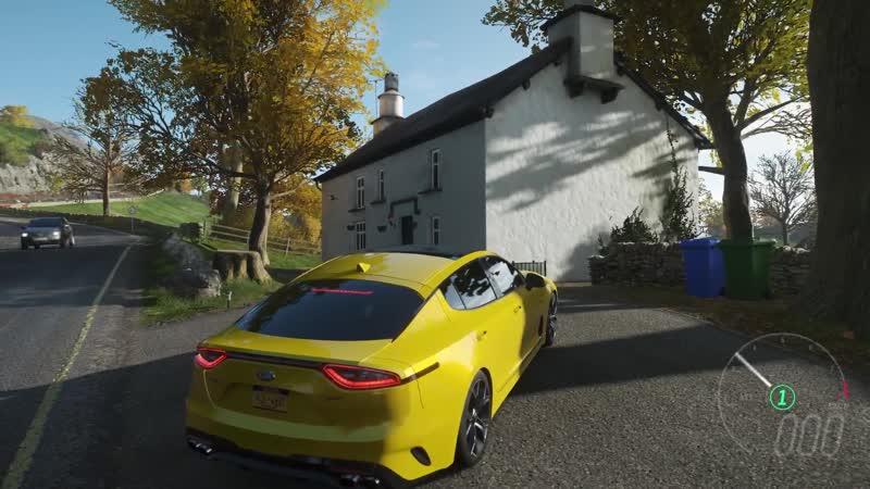Forza Horizon 4 - 2018 KIA STINGER - Test Drive