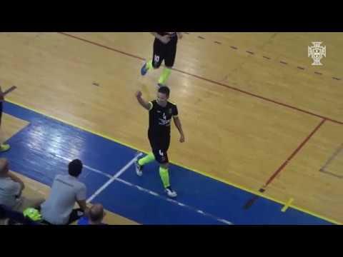 Liga Sport Zone (3.ª jornada): Rio Ave-Leões Porto Salvo, 5-6