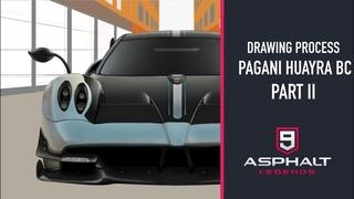 pagani huayra bc - teaser | asphalt 9