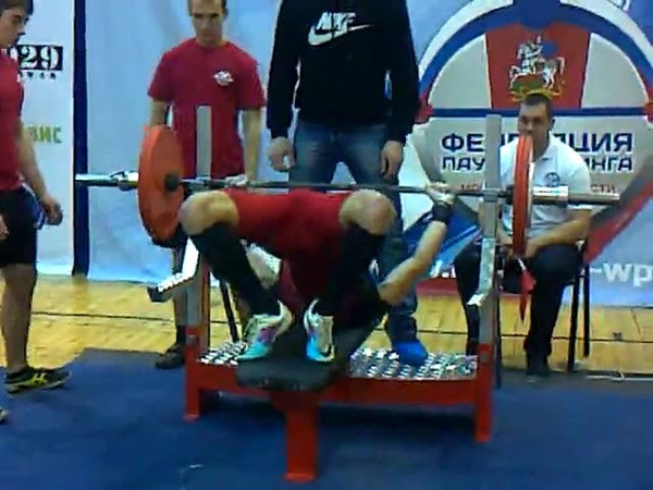 Чемпионат Москвы по пауэрлифтингу 2012 Awpc