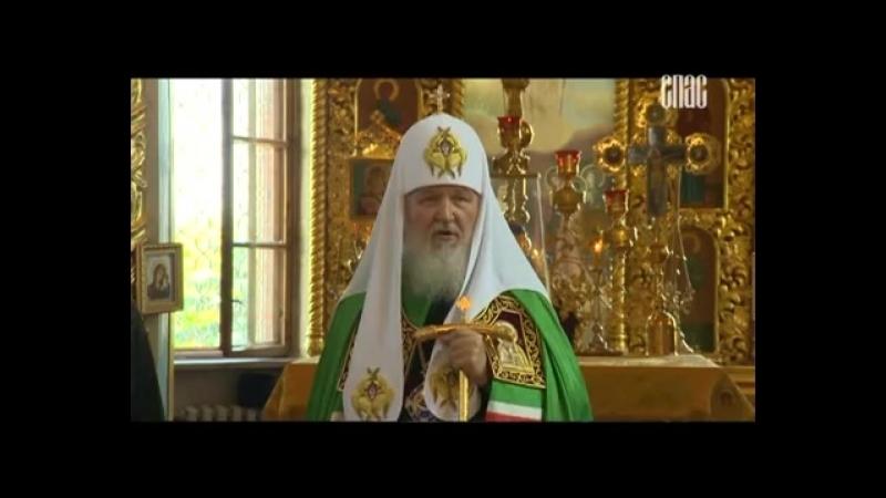 Слово Патриарха после Литургии в соборе святого равноапостольного князя Владимира