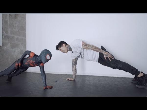SPIDERMAN Workout Ft Zen Heria