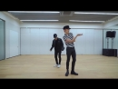 NCT U - 'Baby Don't Stop' Choreography Video @MTV Asia Spotlight