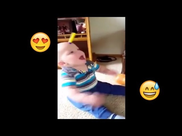 97% Lose this Try Not To Laugh Challenge - Funniest Babies ShooktVines