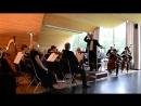 Отрывок из балета «Щелкунчик» в исполнении Валерии Борси и Маттия Бакона Италия