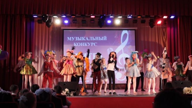 Битва хоров полуфинал 1 место 25.04.2018