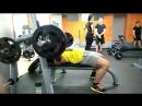 Жим 160 кг