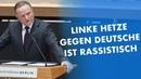 Verkaufen Sie den Wähler nicht für blöd - Georg Pazderski