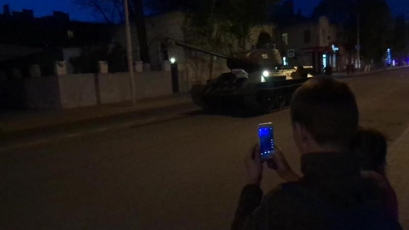 Т-34-85 в Ростове-на- Дону.