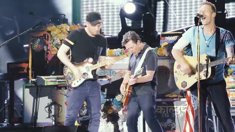 Johnny B. Goode (Live in NY w_⁄ Michael J. Fox)