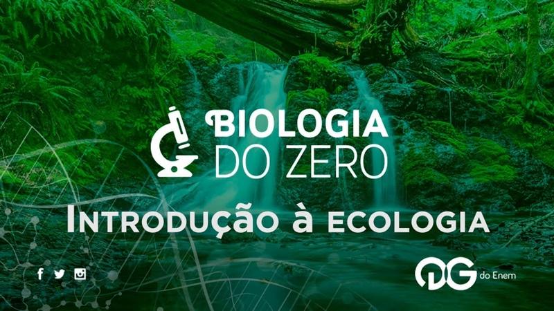 Introdução à ecologia   Biologia do Zero