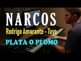 Narcos Theme (Netflix Original Series Soundtrack) Tuyo - Rodrigo Amarante - Piano Cover