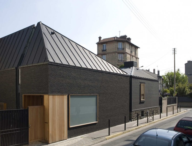 Частный дом в Париже