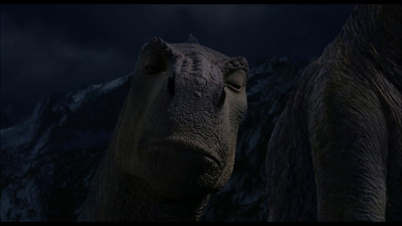Disney's Dinosaur The group find injured Bruton FullHD 1080p